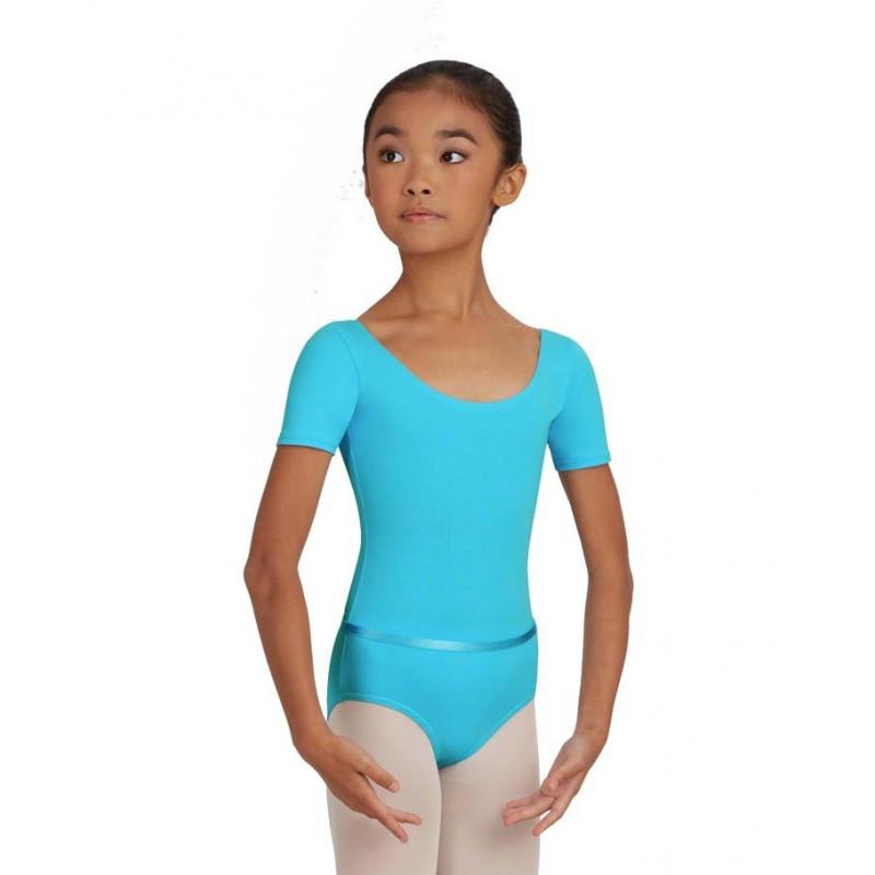 Destockage Justaucorps Capezio CAD400C Enfant - La Boutique Danse
