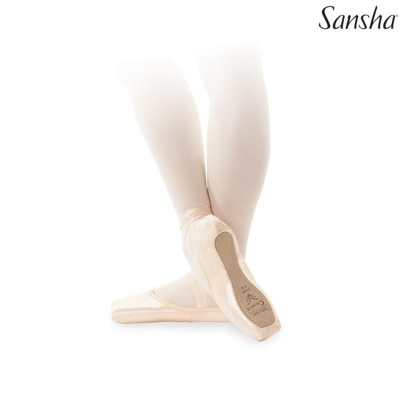 La Boutique Danse Pointes Sansha D101SP DEBUTANTE
