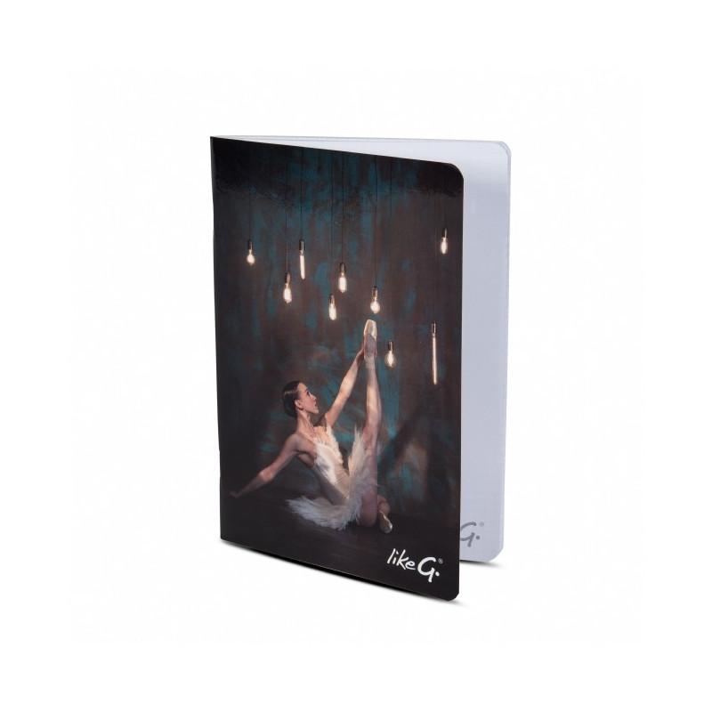 La Boutique Danse - Petit Cahier A5 LikeG QPQ23