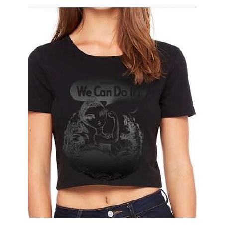 La Boutique Danse - T- Shirt We Can Do It!