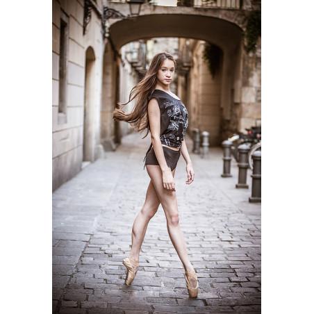 T-Shirt Ballet Etoiles Enfant