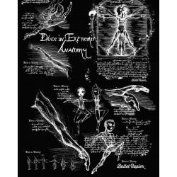 T-Shirt Dance Anatomy