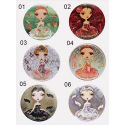 La Boutique Danse - Pocket Mirrors Ballet Etoiles