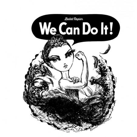 Miroirs de poche We Can Do It !