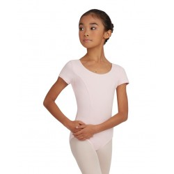 PRINCESS SEAM SHORT-SLEEVE LEOTARD CC420C Capezio Child
