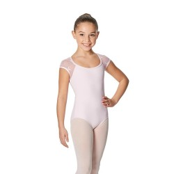 Child Leotard ELAINE- Lulli Dancewear - LUF480C