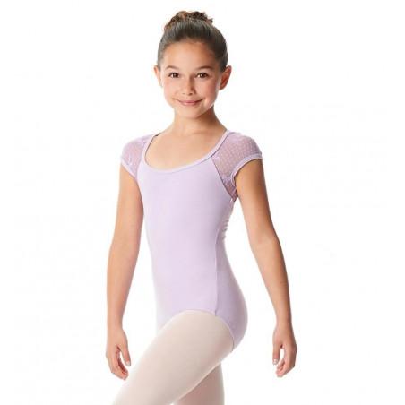 La Boutique Danse - Justaucorps Enfant ELAINE - Lulli Dancewear - LUF480C