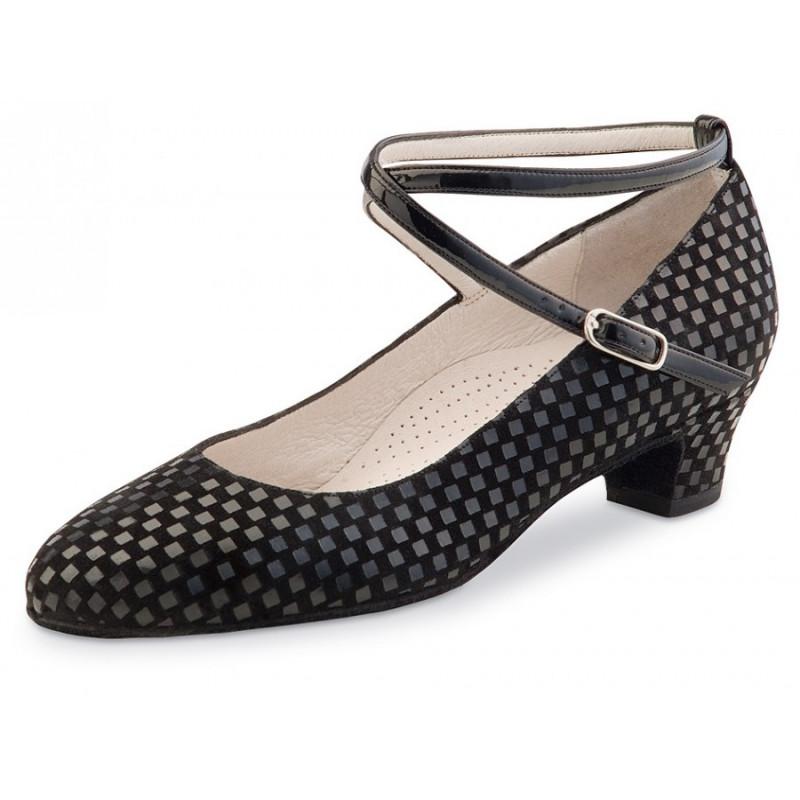 La Boutique Danse - Dance Shoes Alice 3,4 Quadratino black Comfort