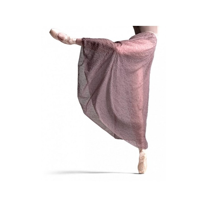 La Boutique Danse - JUPE LONGUE EN VOILE IMPRIMÉ CAPEZIO 10649W