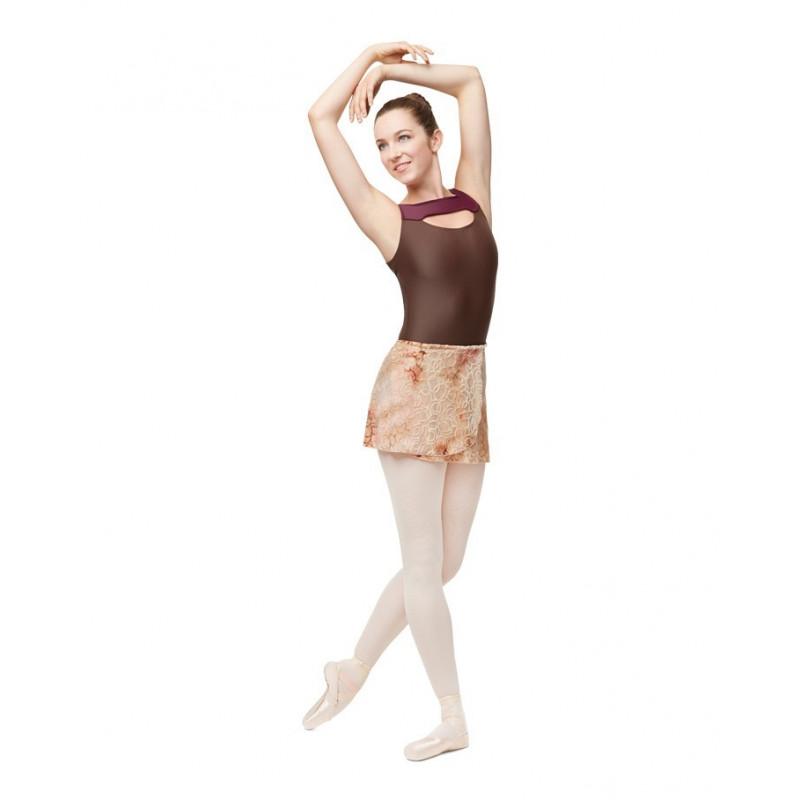 """La Boutique Danse - Jupe """"PotPourri"""" Capezio 10851W"""