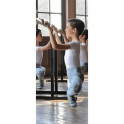 La Boutique Danse - WEAR MOI SOLO BLACK FOOTED BOY TIGHTS