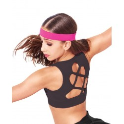 La Boutique Danse - Viera Crop Top Capezio 10702C