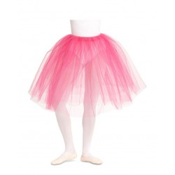Last item Hot Pink Romantic Tutu CAPEZIO 9830