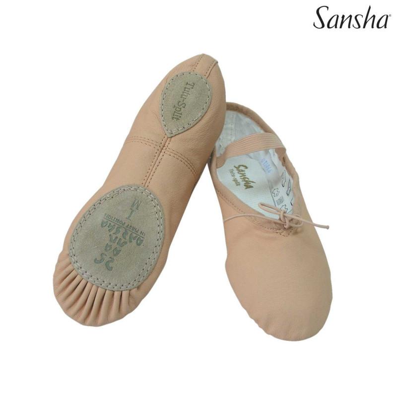 La Boutique Danse - Demi-pointes Sansha 5L Tutu Split