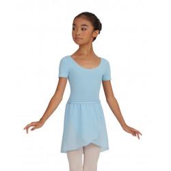 La Boutique Danse - Capezio CHIFFON WRAP SKIRT - CHILD - CAD800C