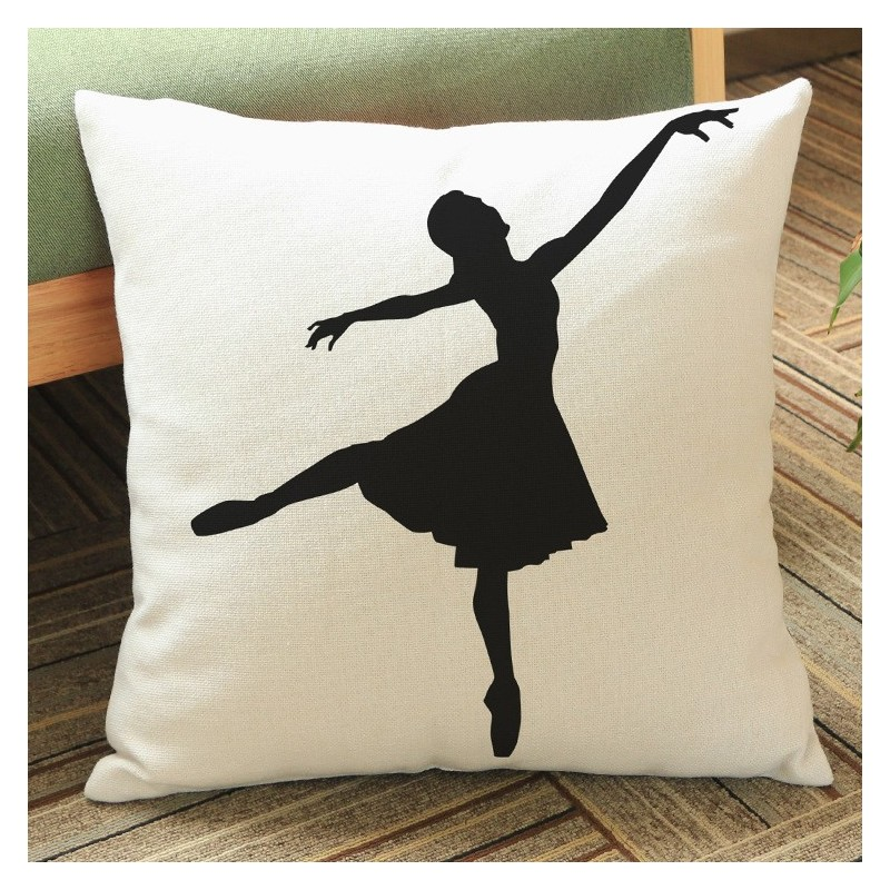 La Boutique Danse - Ballet Pillow Case