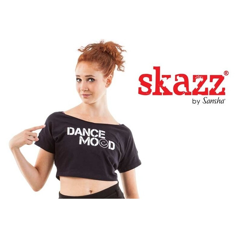 "La Boutique Danse - T-shirt ""Dance Mood"" Skazz by Sansha"